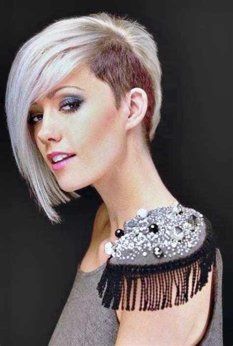 pictures of haircuts for womenr 20 shaved hairstyles for women the xerxes