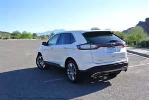 2015 Ford Edge Review 2015 Ford Edge Review Kelley Blue Book