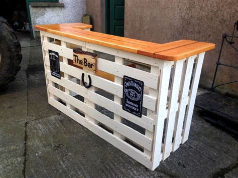 pallet bar top 50 best loved pallet bar ideas projects