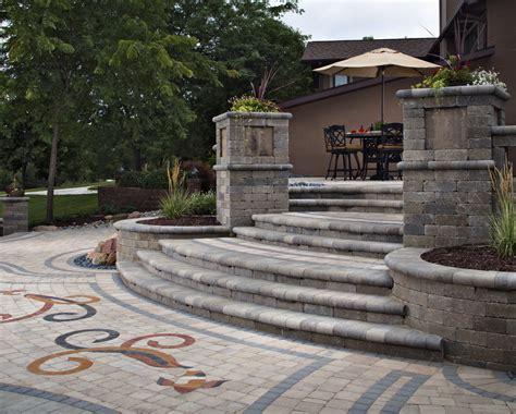 concrete pavers 15 creative paver design ideas tips