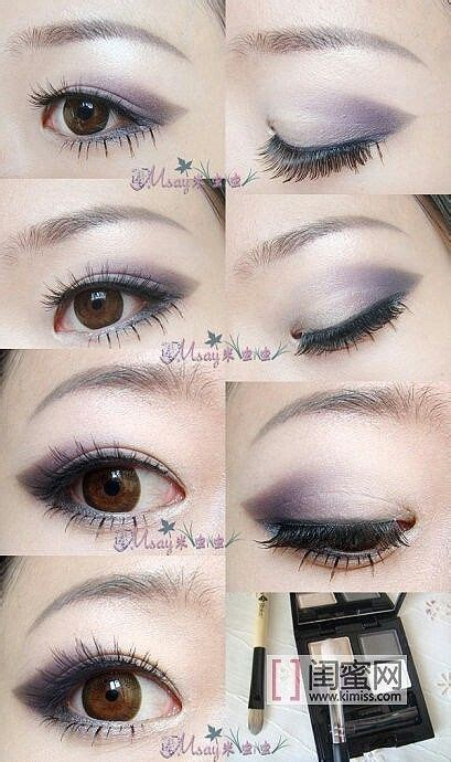 eyeliner tutorial for asian eyes 1000 images about make up asian style on pinterest