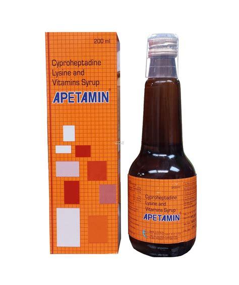 Vitamin Weight Gain apetamin syrup weight gain appetite stimulant vitamins