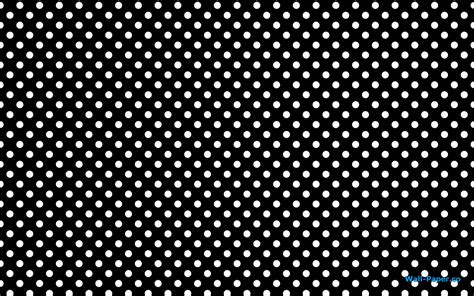 polka bintik black and white dot wallpaper wallpapersafari