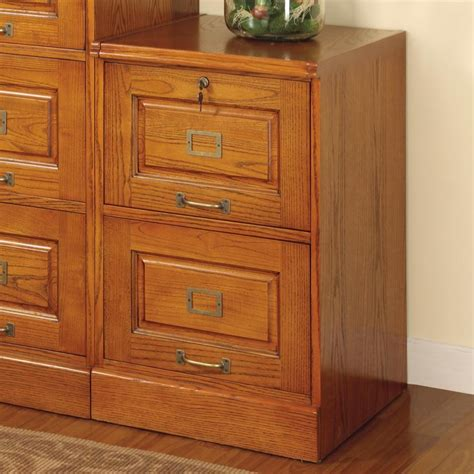 coaster furniture 5317n palmetto oak file cabinet with 2