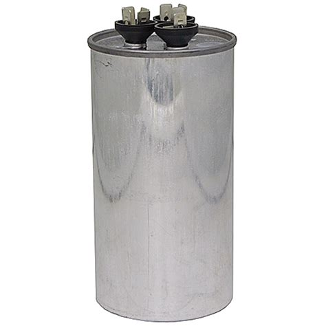 general electric capacitor 5 mfd 370 volt 12 5 mfd 370 vac run capacitor motor run capacitors capacitors electrical www
