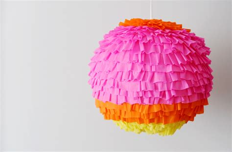 How To Make Crepe Paper Lanterns - 25 paper lantern makeovers lines across