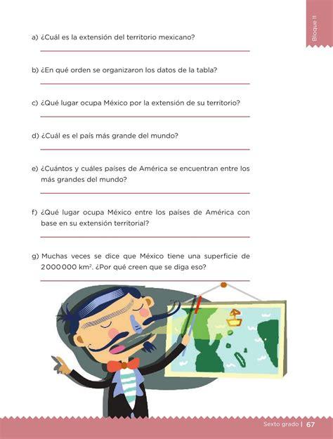 respuestas de los libros de texto de sexto grado de desaf 237 os matem 225 ticos libro para el alumno sexto grado 2016