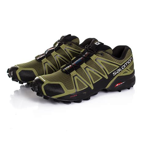 solomon trail running shoes salomon speedcross 4 trail running shoe 50