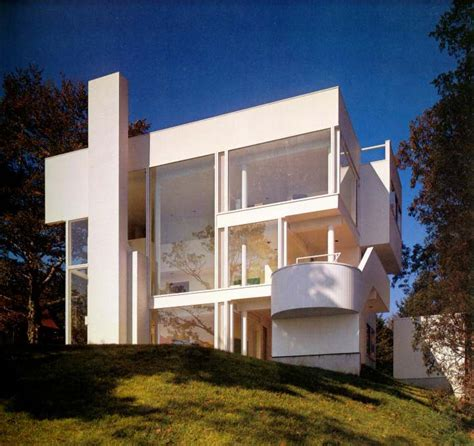 the smith house essential world architecture images richard meier