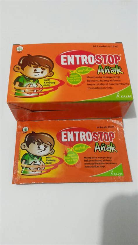 jual entrostop anak cair obat diare anak gea