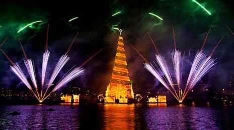 el arbol de navidad grande mundo r 237 o de janeiro y el 225 rbol de navidad m 225 s grande mundo
