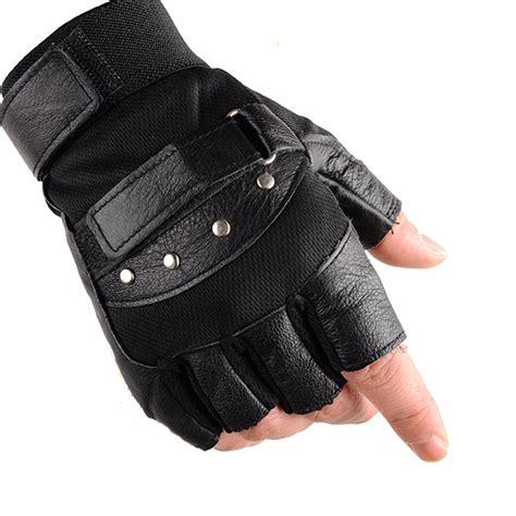 Finger Gloves kuyomens fingerless gloves wrist half finger glove unisex fingerless mittens
