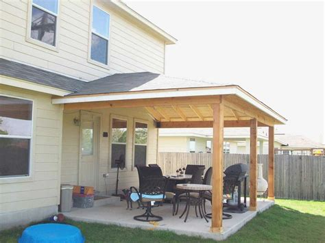 Hip Roof Patio Cover Plans Elegant Covered Deck Addition