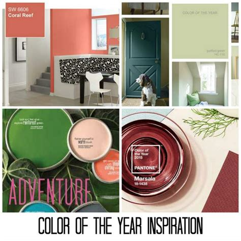 2015 sherwin williams color of the year 100 color of the year coral reef sw 6606 by sherwin