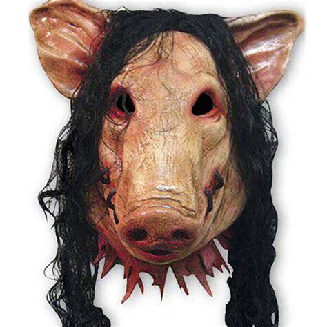 Masker Babi saw masque t 234 te de cochon en d 233 guisement f 233 ezia