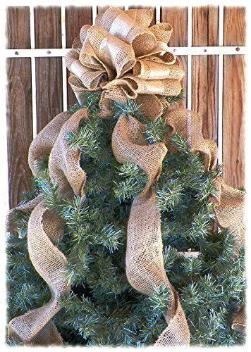 tree topper ideas with ribbon 1000 ideas about ribbon on organza
