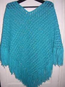 Free crocheted poncho pattern for girl easy crochet patterns