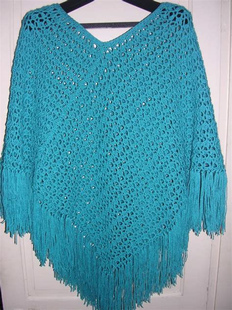 pattern crochet poncho crochet patterns for ponchos with a blossom crochet club