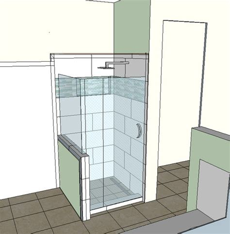 home designer pro wall height please help tile shower wall height