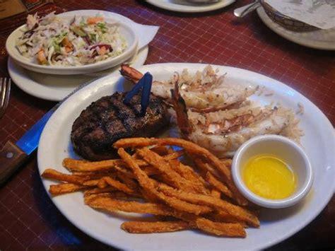 logans steak house steak and lobster tails picture of logan s roadhouse restaurant kissimmee tripadvisor