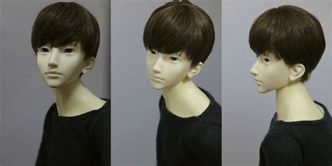 jointed doll molds rui asian mold bjd test photo x3 02 by garden on