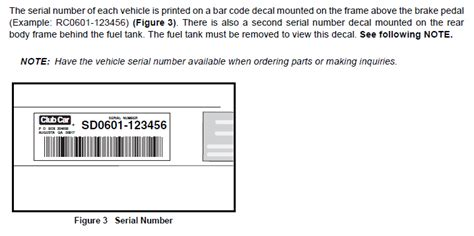 club car serial number location club car parts accessories
