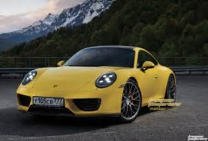 Www Porsche 911 2019 Porsche 911 Imagined With Modern Design