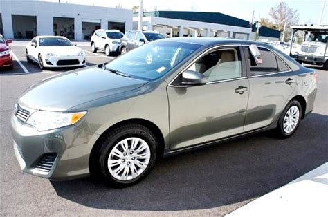 Used Toyota Cars Start Right In One Of Our Orlando Used Cars