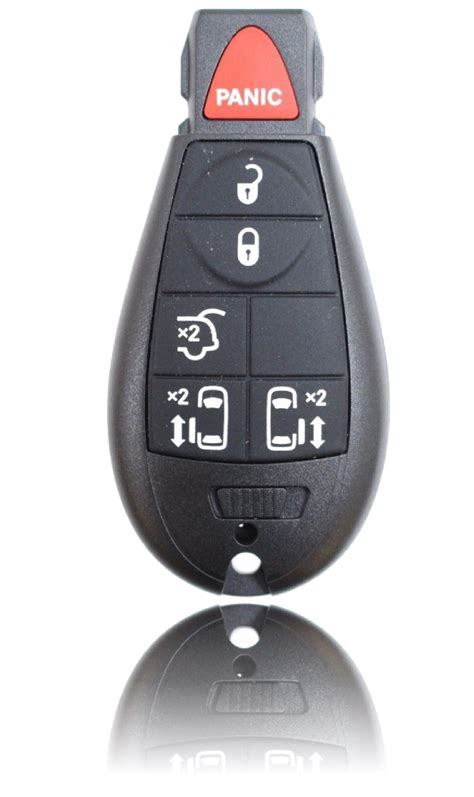 Chrysler Town And Country Key Replacement by Grand Caravan Remotes Key Fobs Replacement Car Remote