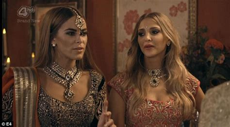 party themes on made in chelsea made in chelsea s lucy and phoebe lock horns yet again