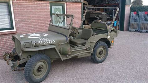 Willys Jeep Parts For Sale 1943 Willys Mb Jeep Wily For Sale Jeep For Sale G503