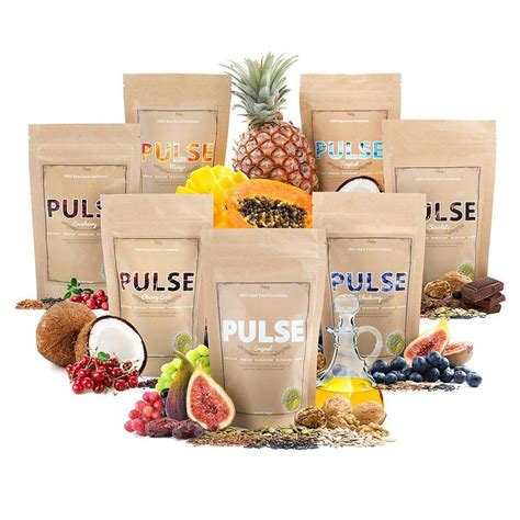Pules Detox by Pulse Food Wholefood Snack Detox Cleanse
