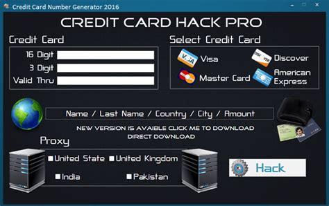 credit card security code generator template credit card number and security code generator infocard co