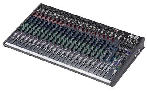 Mixer Alto Live 2404 alto live 2404 thomann united states
