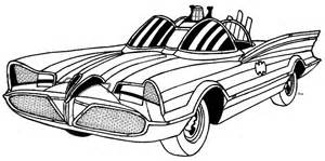 batmobile coloring pages getcoloringpages com