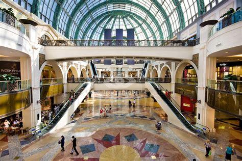 top 3 luxury shopping malls in dubai