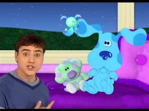 the legend of the blue puppy blue s clues the legend of blue puppy