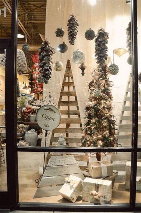 bella vita christmas display window display ideas