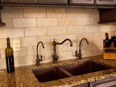 best and popular rustic style tile backsplash kitchen
