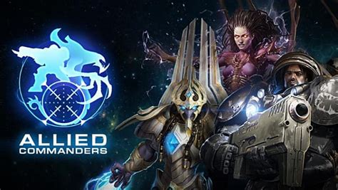 starcraft ii legacy of the void allied commanders co op
