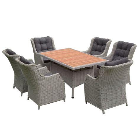 Salon De Jardin La Redoute 5376 by Salon Ext 233 Rieur Brighton Rotin Design En R 233 Sine Tress 233 E