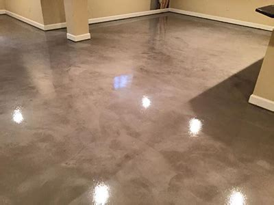 Polished Concrete Floors: Decorative Options   Metrocrete