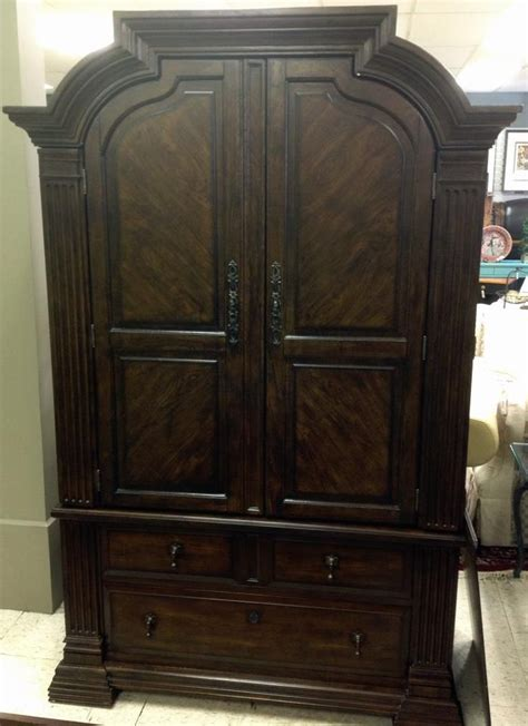 broyhill armoire pin by style your space on furniture found at sys pinterest