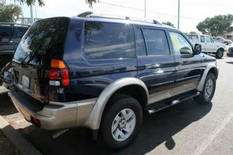 Mitsubishi Montero Sport For Sale By Owner 2004 Mitsubishi Montero Sport Reduced For Sale By Owner