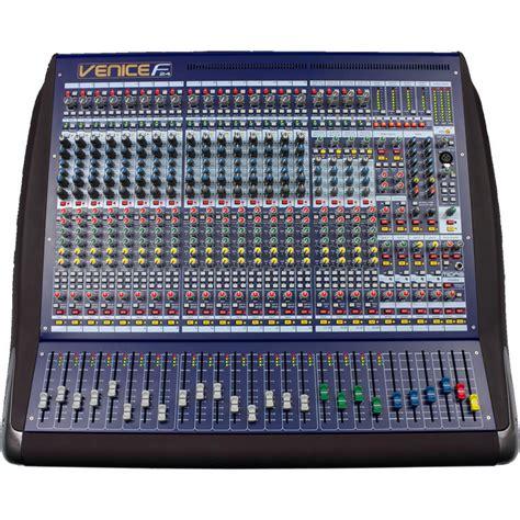 midas console midas venicef 24 24 channel hybrid console mixer venice f