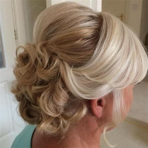 wedding updos for older women 40 ravishing mother of the bride hairstyles updo