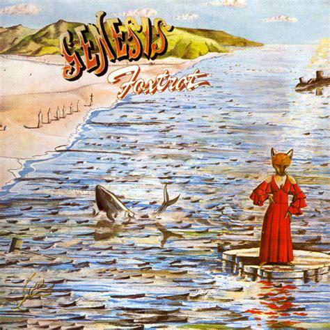 genesis album genesis foxtrot at discogs