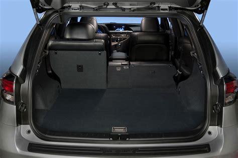 lexus rx interior 2012 lexus rx 350 interior dimensions