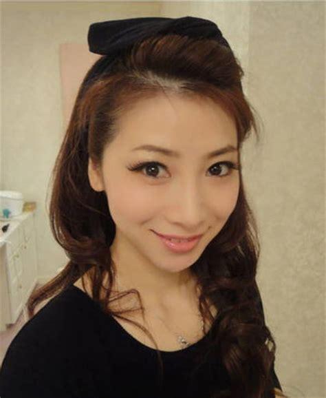 old women characteristic quot 日本不老仙妻 quot 震惊网络 43岁容颜像18岁少女 5 新浪家居