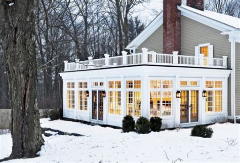 A House For The Season Design Ideas For Flat Roofed Buildings